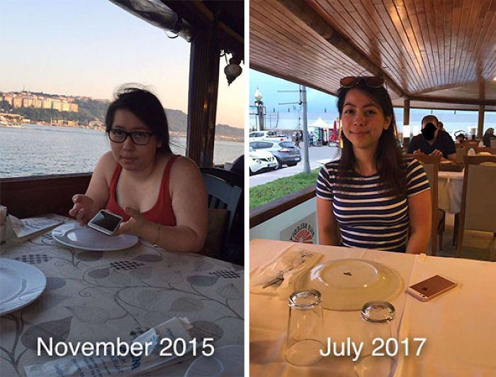 What Happens When You Change Your Bad Habits (9 pics)