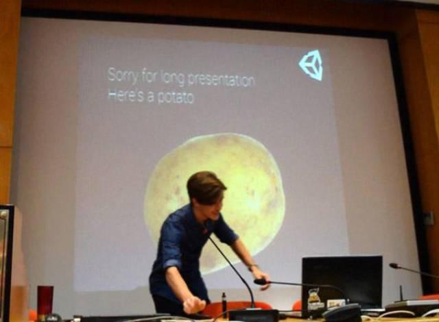 Class Presentations That Quickly Got Awkward (32 pics)