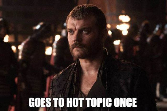 Quench Your Game Of Thrones Thirst With Juicy Memes (29 pics)