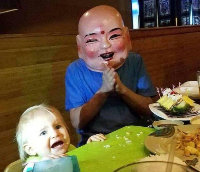 Creepy Pictures That Will Probably Ruin You (35 pics)