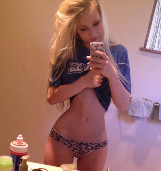 Gorgeous Girls With Perfect Waists (40 pics)