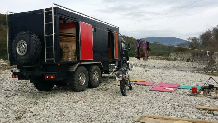 This House On Wheels Is A Dream Come True (13 pics)