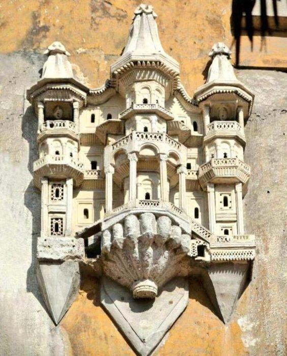 Impressive Houses For Birds (6 pics)