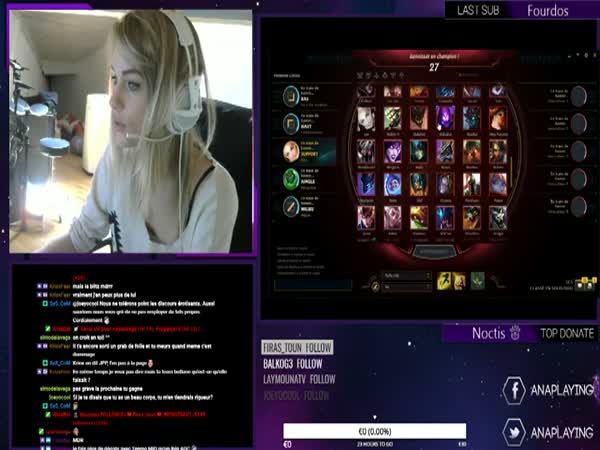 Girl Lights Her Hair On Fire While Livestreaming