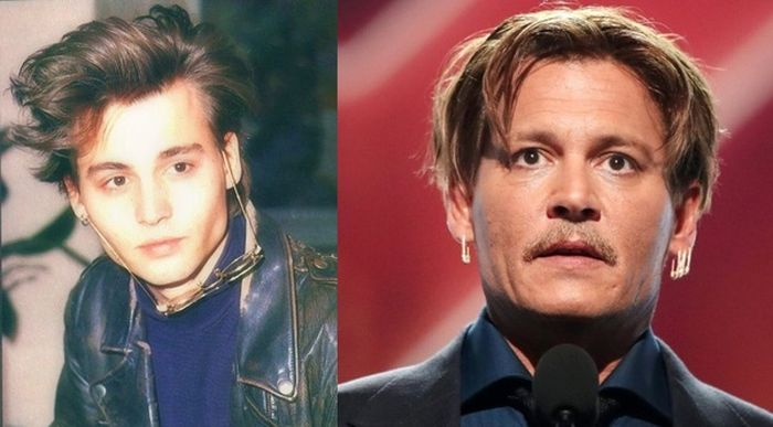 How Actors Looked Then Compared To Now (25 pics)