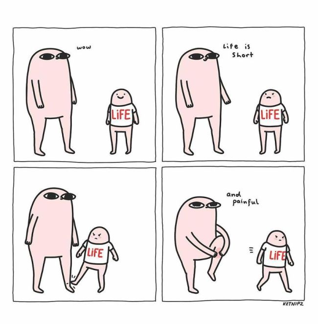 Hilarious Comics Created By An 18-Year-Old Artist (20 pics)