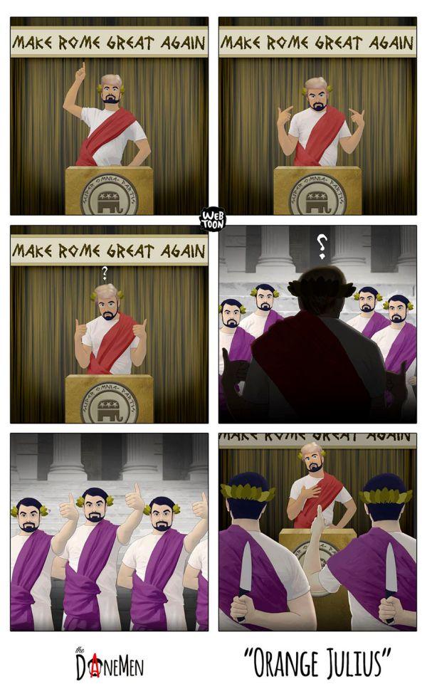 Hilarious Comics With Unexpected Endings By David Daneman (25 pics)
