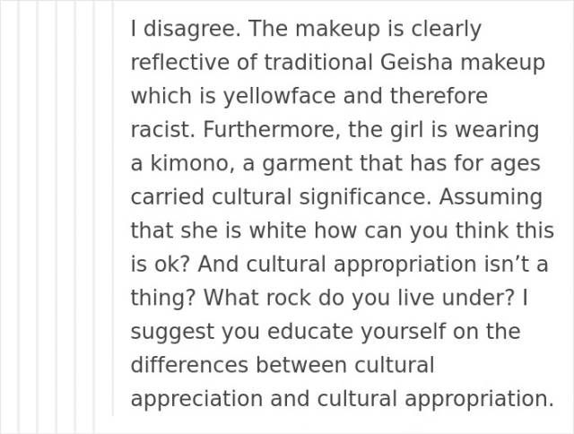 Nobody Defends Japanese Culture Quite Like The Japanese (8 pics)