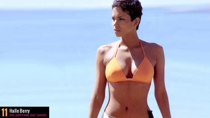 The 50 Hottest Bikini Scenes In Movie History (50 pics)