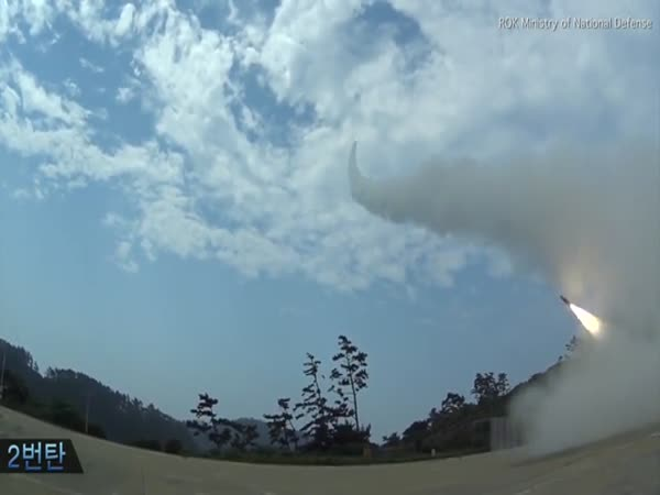 Mystery Over Figure 'Blown Up' in South Korean Rocket Test