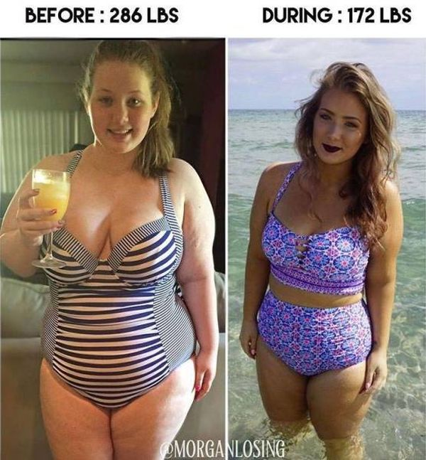 How Instagram Helped This Girl Lose Weight (15 pics)