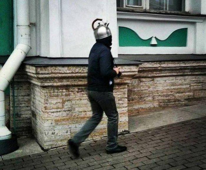Weird People Who Like To Do Weird Things (49 pics)