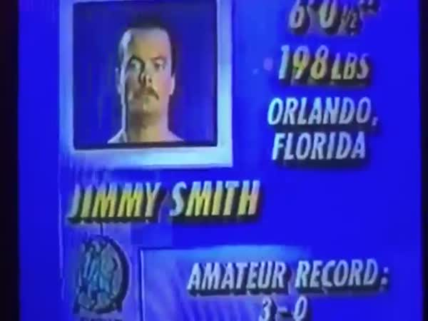 Jimmy Smith - The Worst Boxer To Ever Put On Gloves