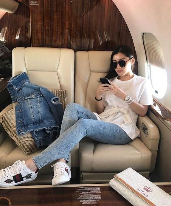 Billionaire Heiress And CEO Chryseis Tan Has A Fabulous Life (18 pics)