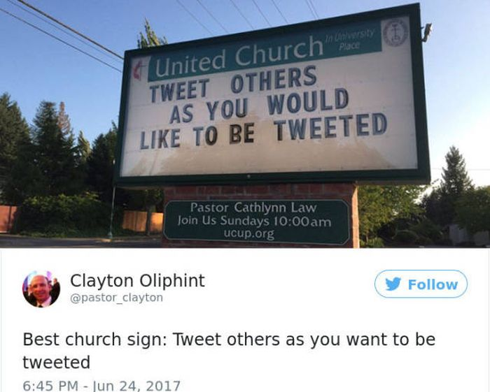 Clever Church Signs That Are Undeniably Hilarious (30 pics)