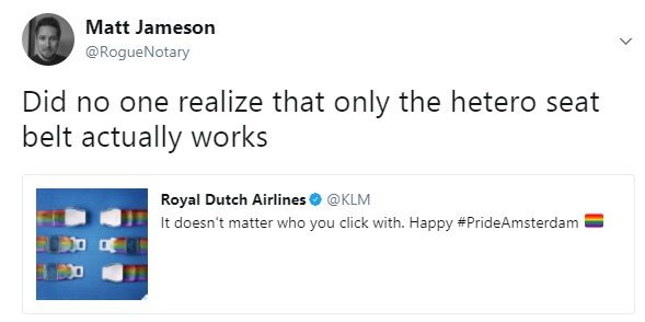 Royal Dutch Airlines Gets Roasted After Marketing Fail (10 pics)