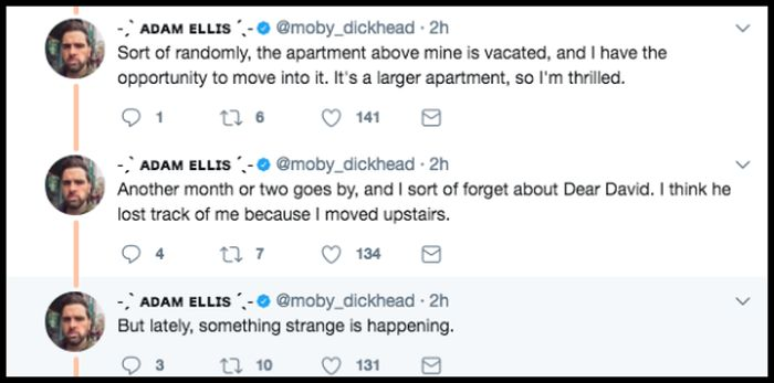 Man Shares Spine Tingling Story About His Haunted Apartment (15 pics)