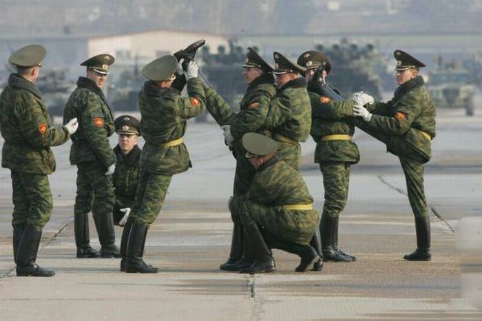 There Are No Words For These Army Photos (41 pics)