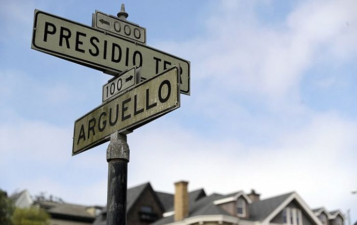 Couple Purchases A Street In San Francisco (8 pics)