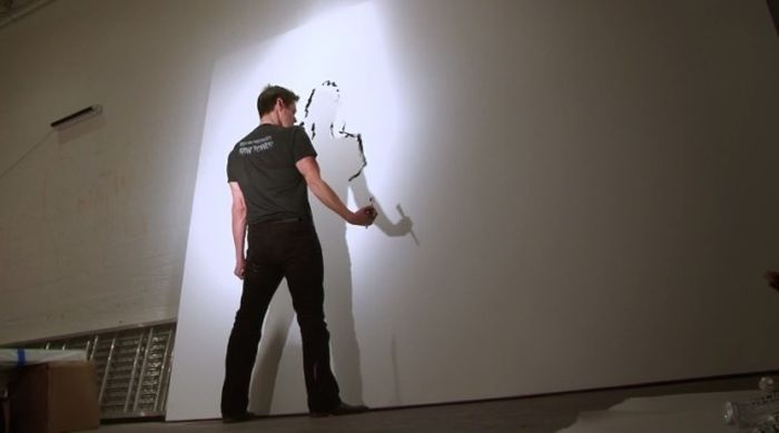 Jim Carrey Shocks Fans With His Amazing Art Talents In Mini Documentary (7 pics)