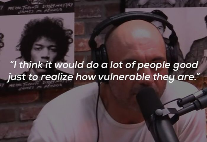 Joe Rogan Definitely Has A Way With Words (15 pics)