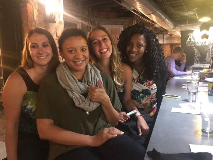 Girls Trick Their Friend On Her Birthday (2 pics)