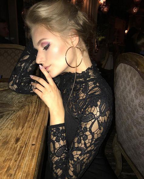 The Daughter Of Vladimir Putin's Press Secretary Is A Smoke Show (23 pics)