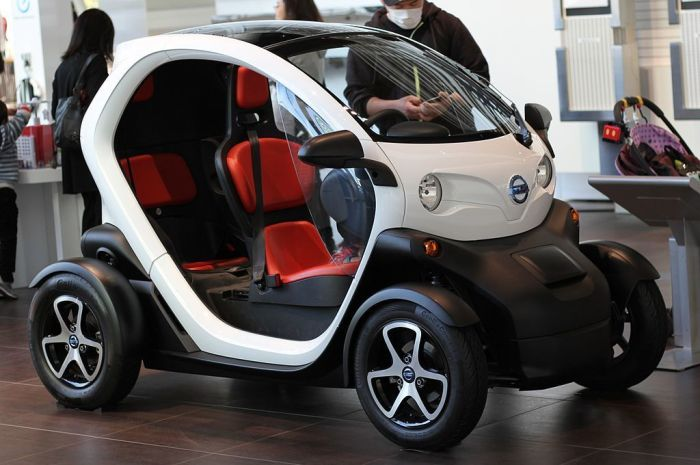 Say Hello To The Cars Of The Future (39 pics)