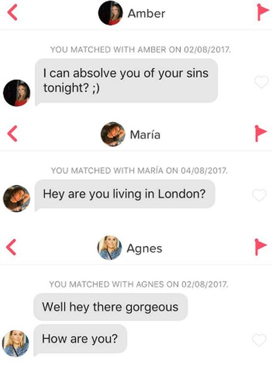 Guy Gets Shocking Results After Posing As Pedophile On Tinder (10 pics)