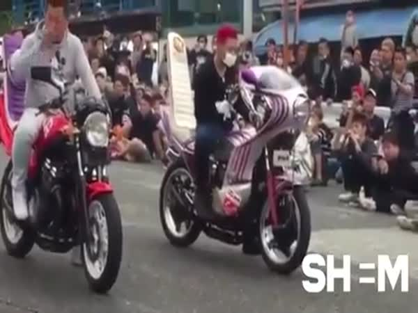 Making Music With Motorcycles