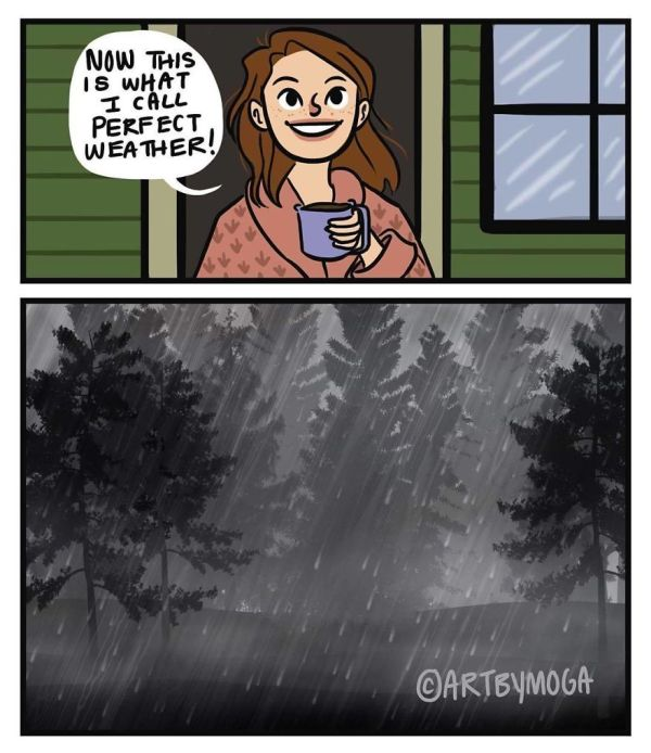 Hilarious Comics That Girls Can Relate To (30 pics)