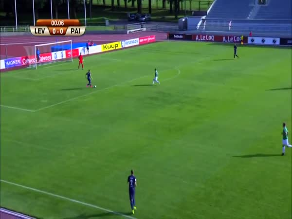 Estonian Levadia Scores 15 Seconds Into The Match Without Even Touching The Ball