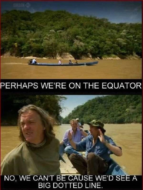 All The Wittiest Quips From Top Gear (18 pics)