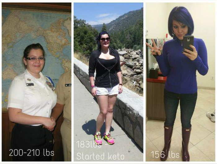 People Who Are Proud To Show Off Their Body Transformations (21 pics)