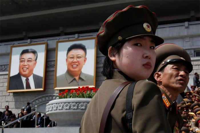 A Day In The Life Of North Korean Girls (29 pics)