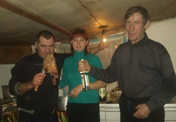 What Romance Looks Like In Russia (28 pics)
