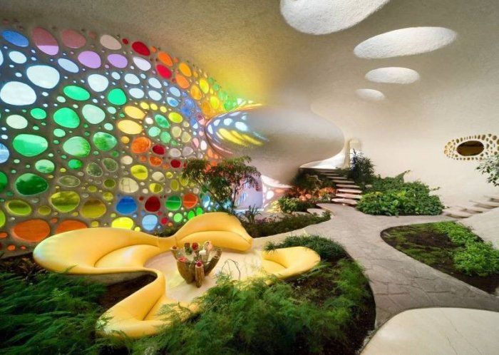 An Assortment Of Strange Houses In The World (27 pics)