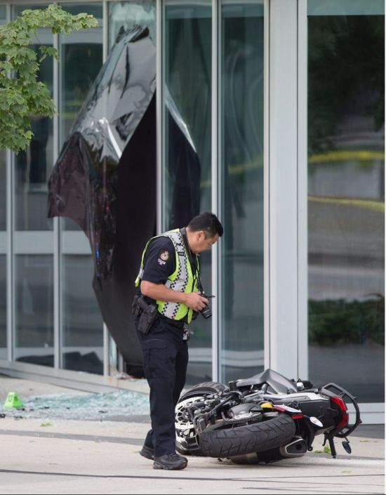 Stuntwoman Dies While Filming Motorcycle Scene For Deadpool 2 (7 pics)