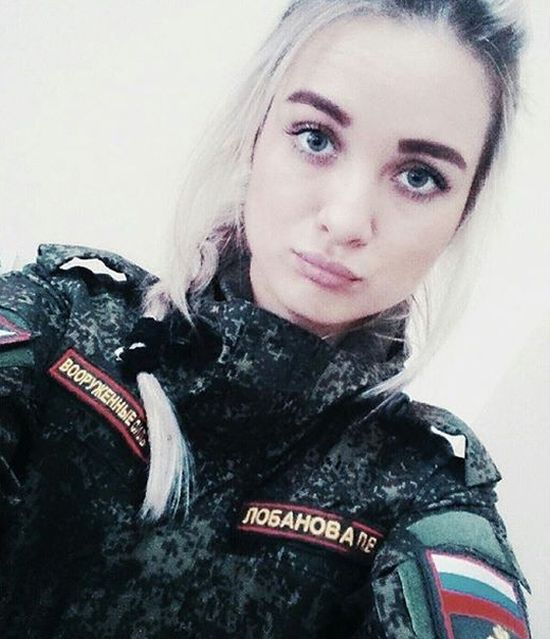 Russian Girls Who Look Really Good In Uniform (34 pics)