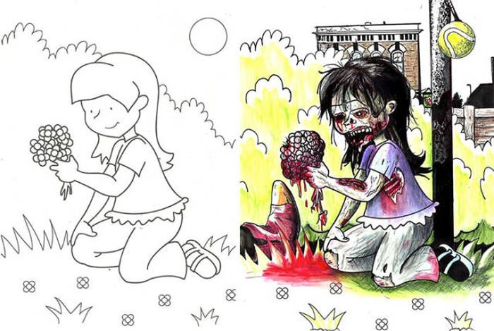 Why Coloring Books Definitely Are Not For Adults (27 pics)