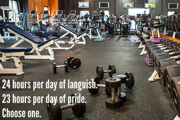 There Will Never Be Too Much Motivation (35 pics)