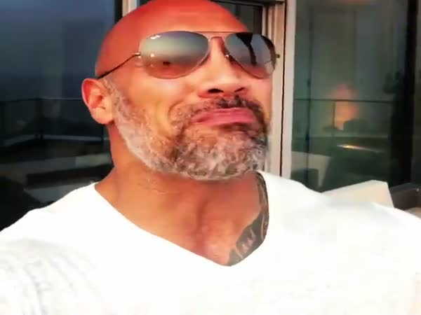 An Inspirational Speech By The Rock, Explaining Why Sometimes Failures Lead To Success