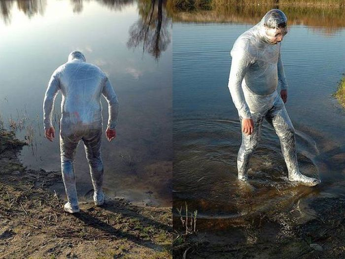 If You Think It Can't Get Any Weirder, You're Wrong (35 pics)