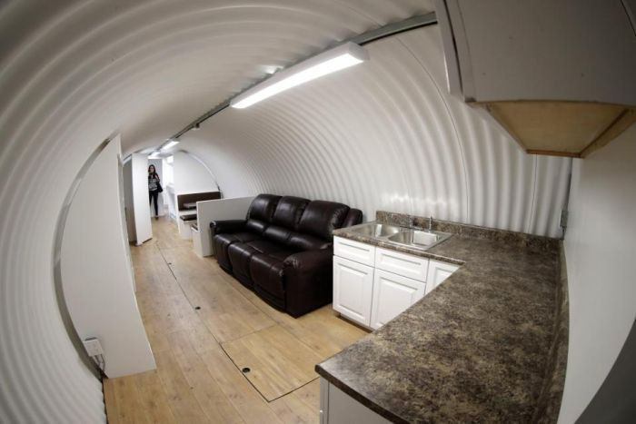 Bomb Shelter Sales Surge Following North Korea Bomb Threats (19 pics)