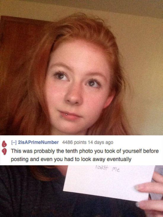Insane Roasts That Are Brutal But Hilarious (39 pics)