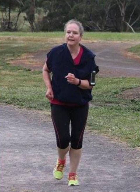 See How Running Actively For A Year Can Change Your Body (2 pics)