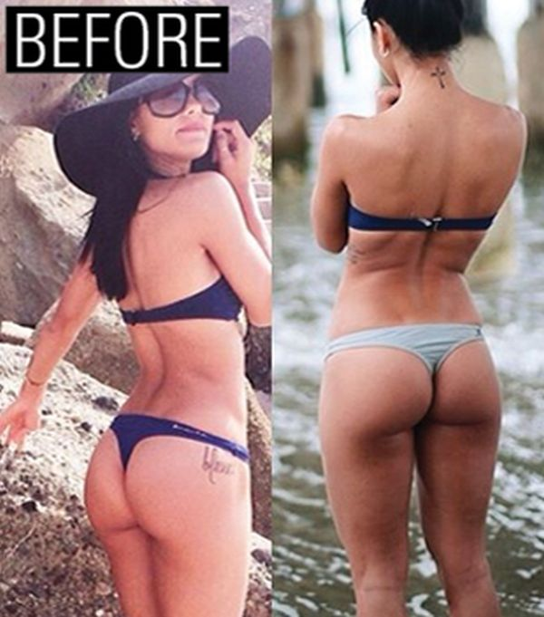 Instagram Model's Assets Go Through An Amazing Transformation (6 pics)