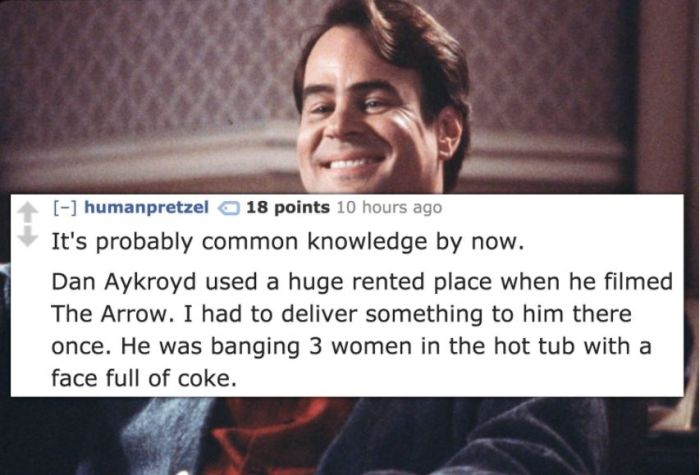 NSFW Facts About Celebrities That Will Totally Blow Your Mind (15 pics)