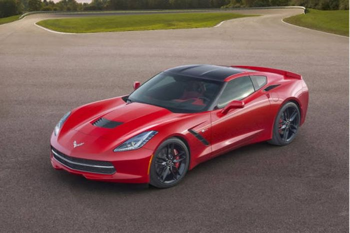This 2015 Chevy Corvette Is Up For Auction (7 pics)