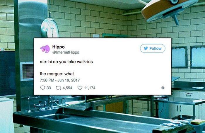 Dark And Hilarious Tweets That Will Crack You Up (17 pics)